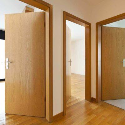 межкомнатные оргалитовые двери
